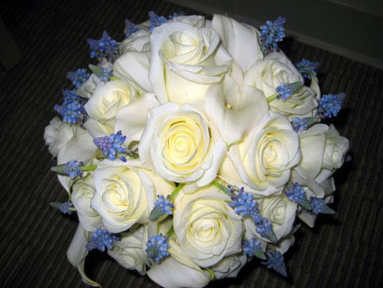 Wedding Bouquet On Maui
