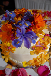Wedding Cake D�cor